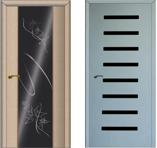 Модели межкомнатных дверей Экспресс Гарант