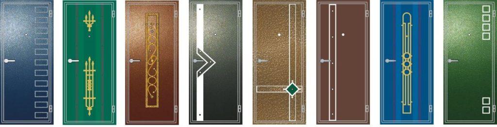Металлические двери Гарант Экспресс