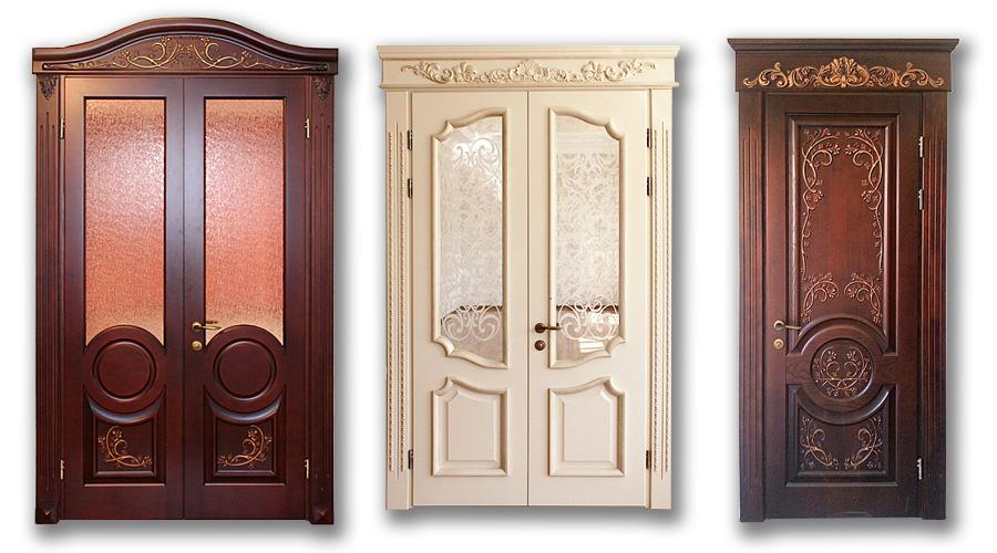 Элитные двери
