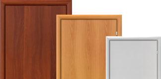 Межкомнатные двери эконом сегмента
