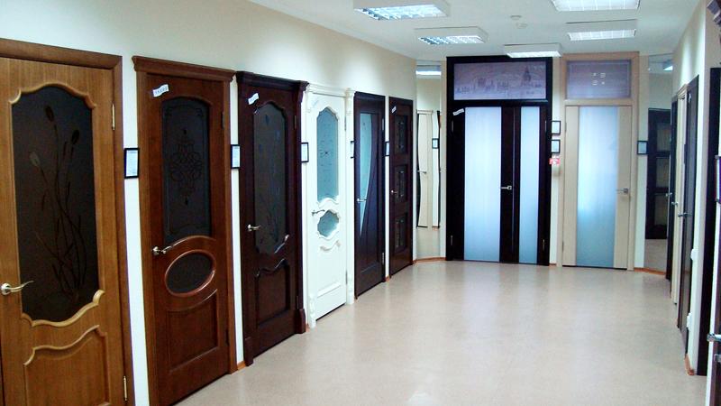 Салон ульяновских дверей