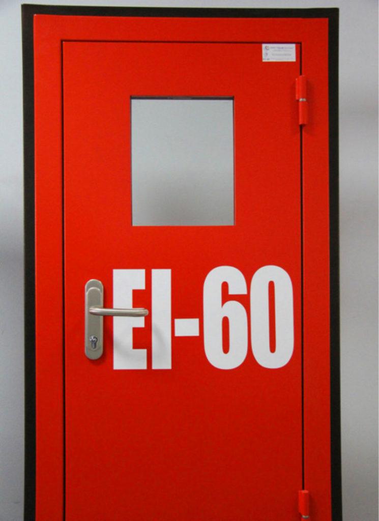 Дверь EI 60