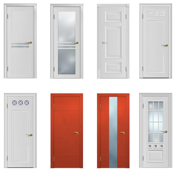 Модельный ряд дверей Гарант