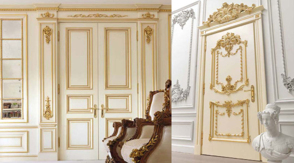 Двери элитного класса