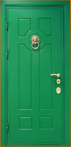 Модель двери Контур К9