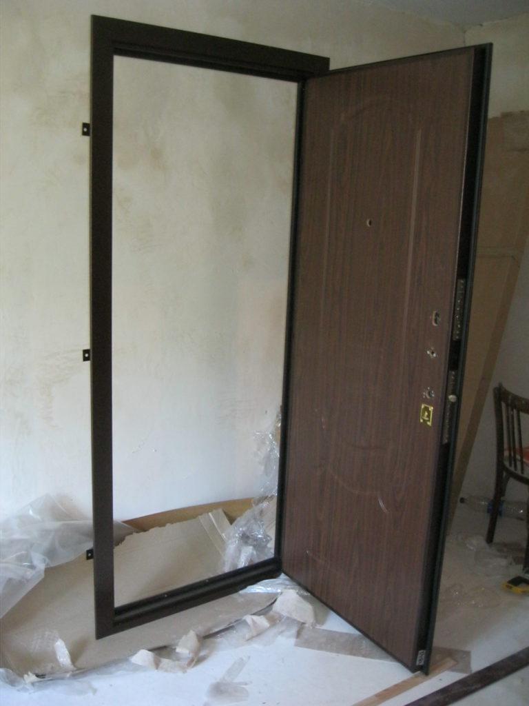 Комплект двери для установки