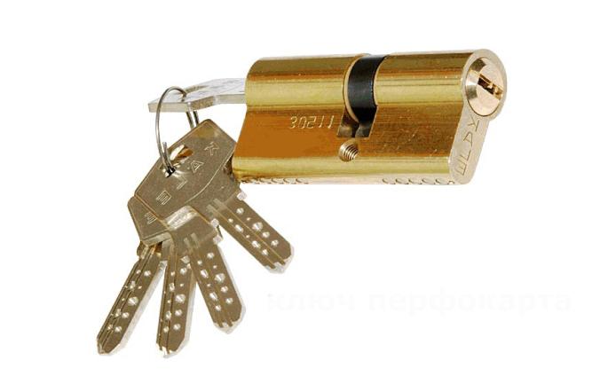 Ключ перфокарта