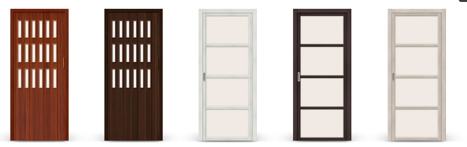 Раздвижные двери фирмы Браво
