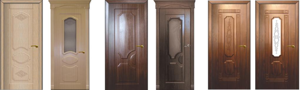 Двери Экспресс-Гарант серии Татьяна