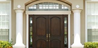 Входная дверь настандарт