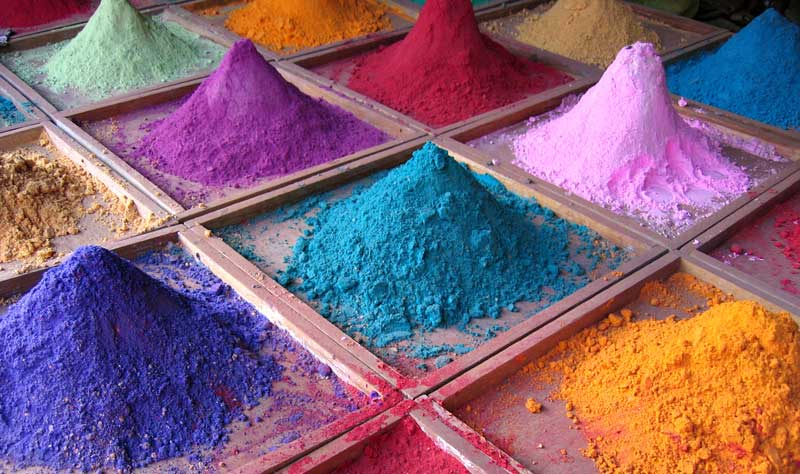 Материал для окраски