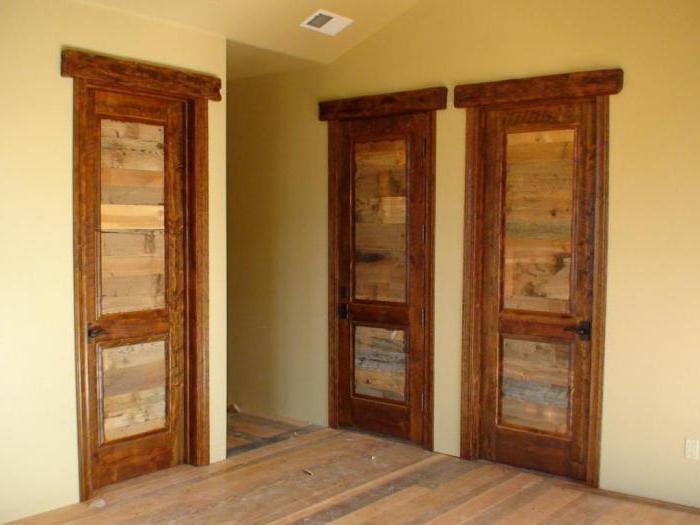 Двери в санузел