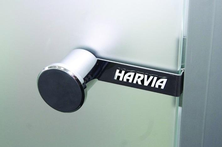 Фурнитура на двери Harvia