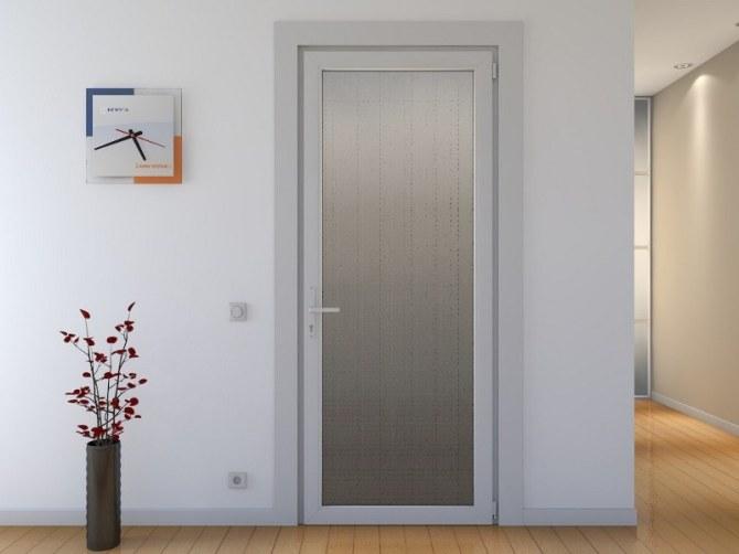 ПВХ дверь