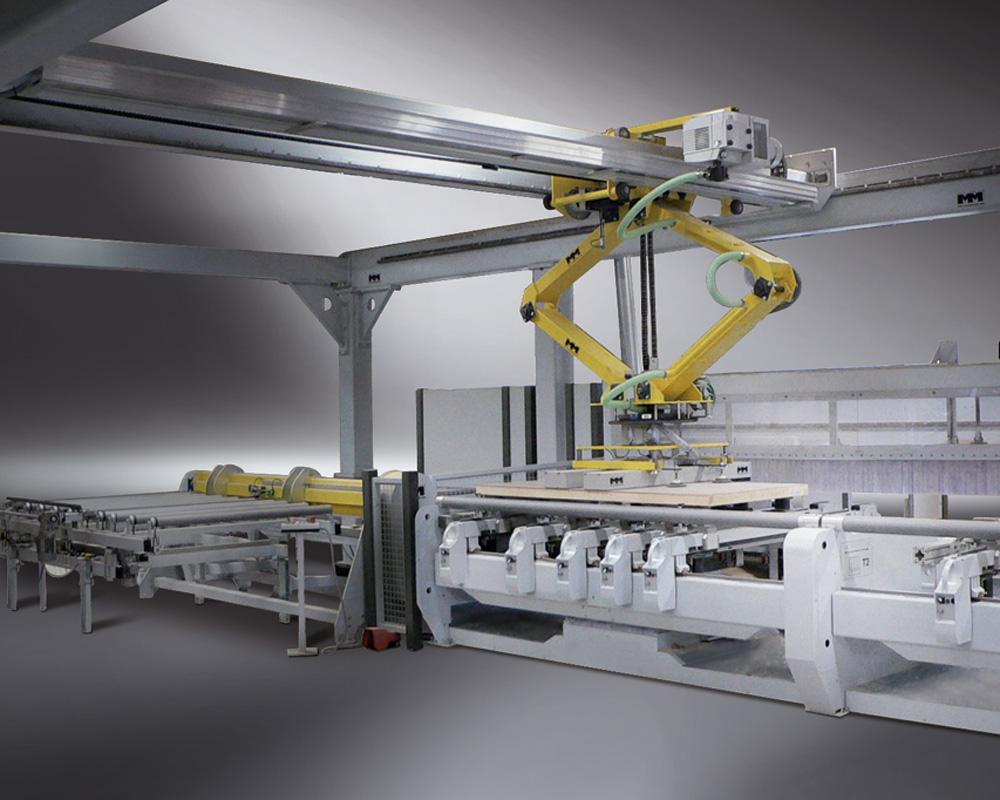 Автоматизированное производство дверей