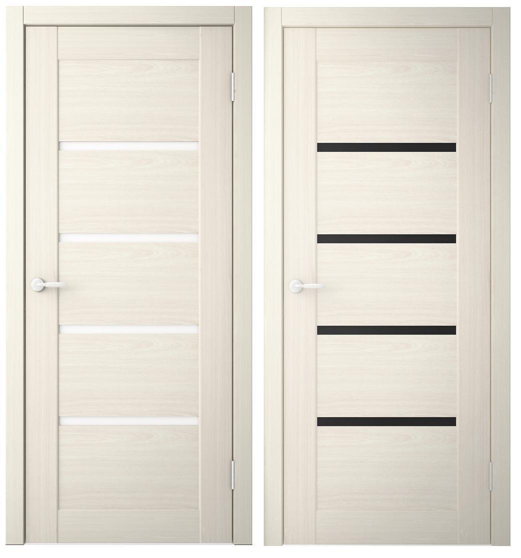 Двери из массива белого дуба