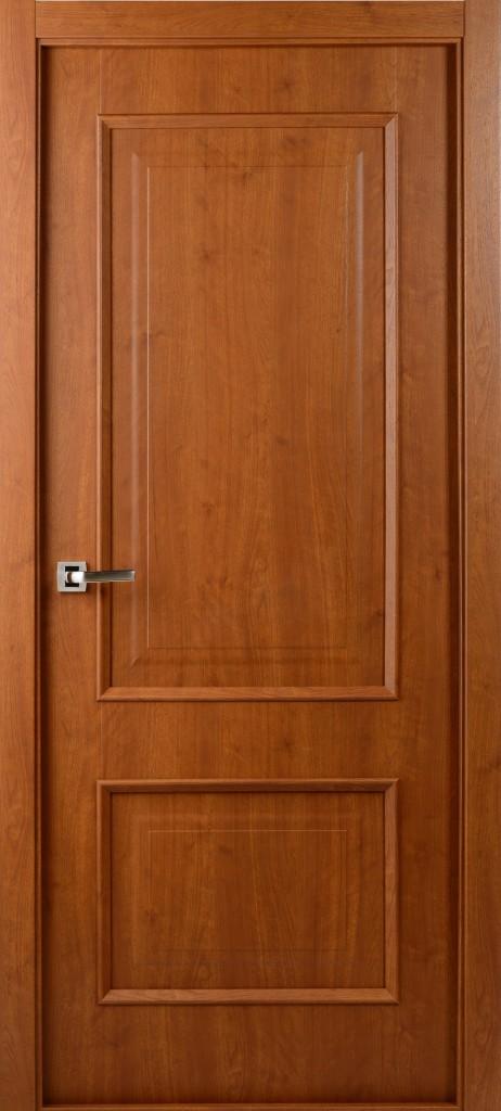 Дверь цвета грецкий орех