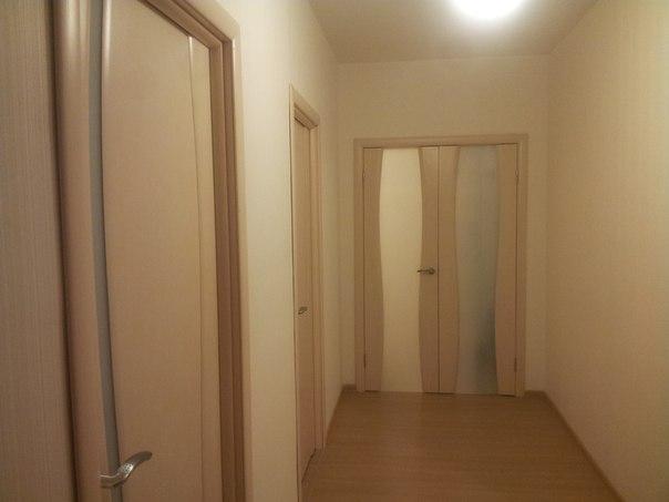 Двери цвета беленый дуб в квартире