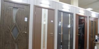 Образцы дверей Ягуар в салоне