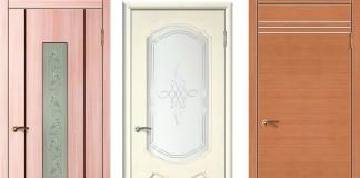Шпонированные двери зодчий