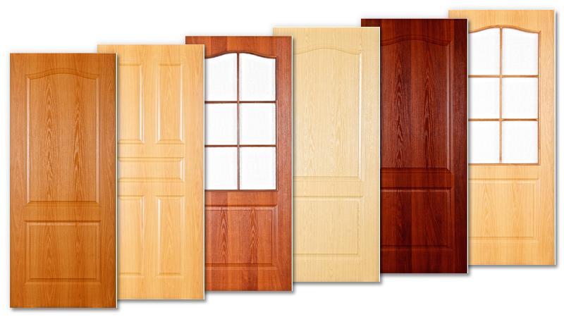 Модели дверей МДФ
