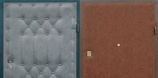 Простые водные двери