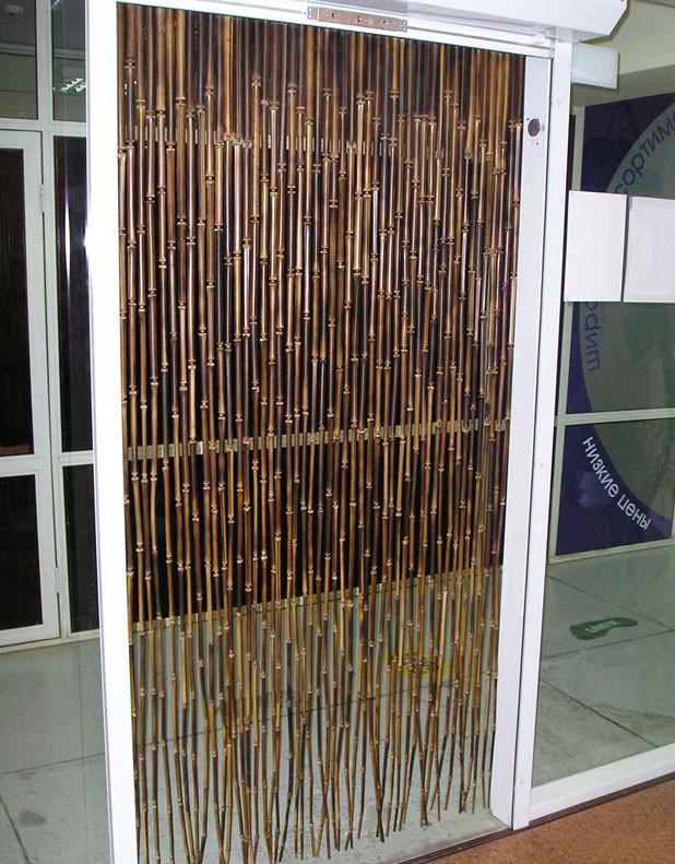 Бамбуковая занавеска