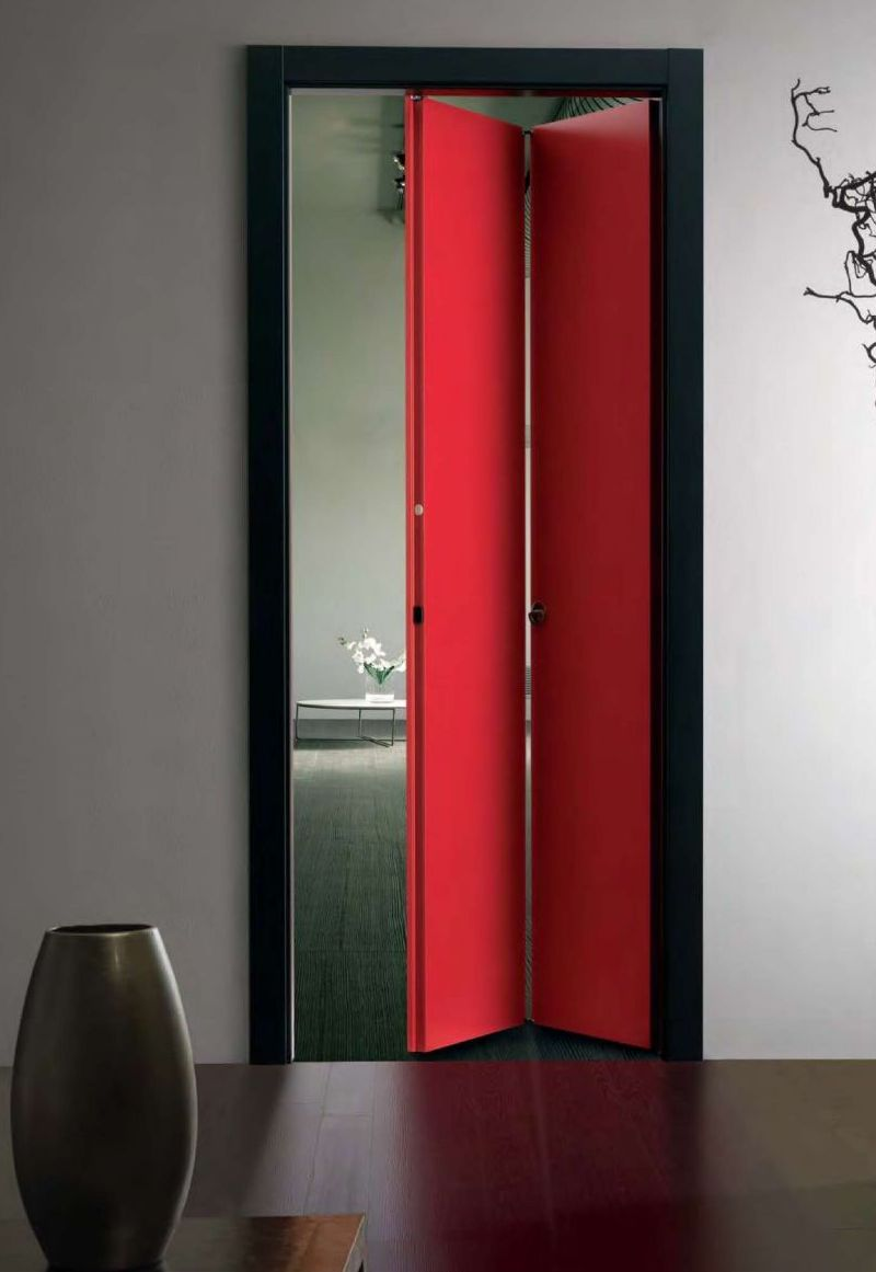 Красная дверь-книжка