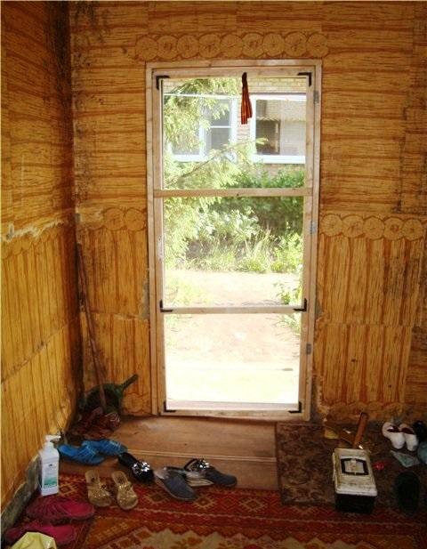 москитная сетка на дверь анти противомоскитная магнитная