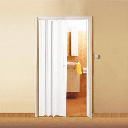 Дверь гармошка из пластика