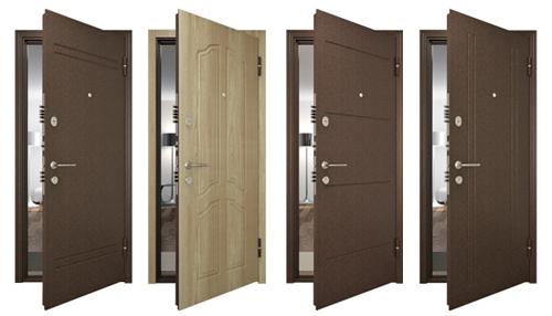 Стальные двери компании Торекс