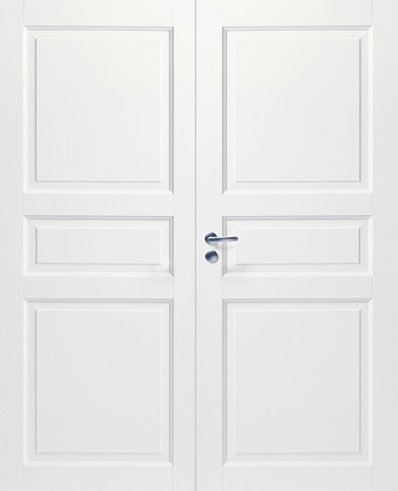 Филенчатая финская дверь