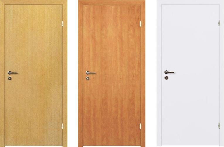 Простые двери-финки