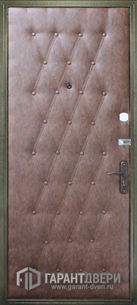 Дверь Гарант серии эконом