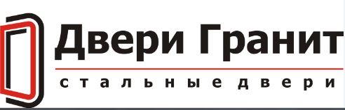 Логотип компании двери Гранит