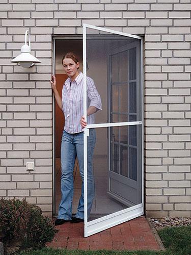 Антикомариная дверь