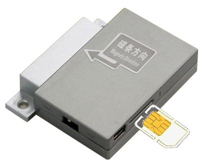 GSM датчик, контролирующий открытие дверей