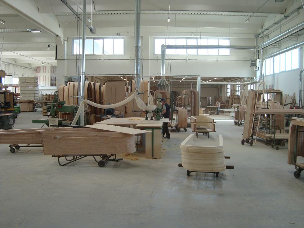 Производство арочных дверей