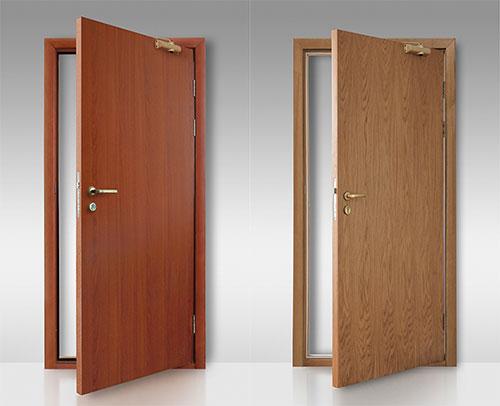 противопожарные деревянные двери Ei 60 30 требования гост