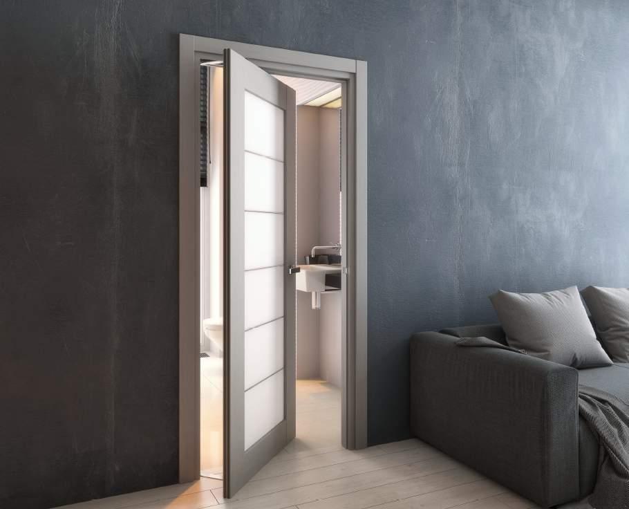 Ротационная дверь