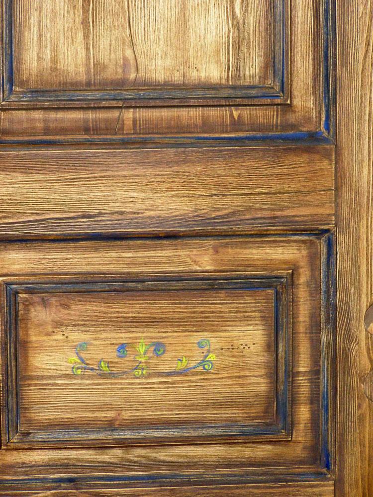 Дверь кантри