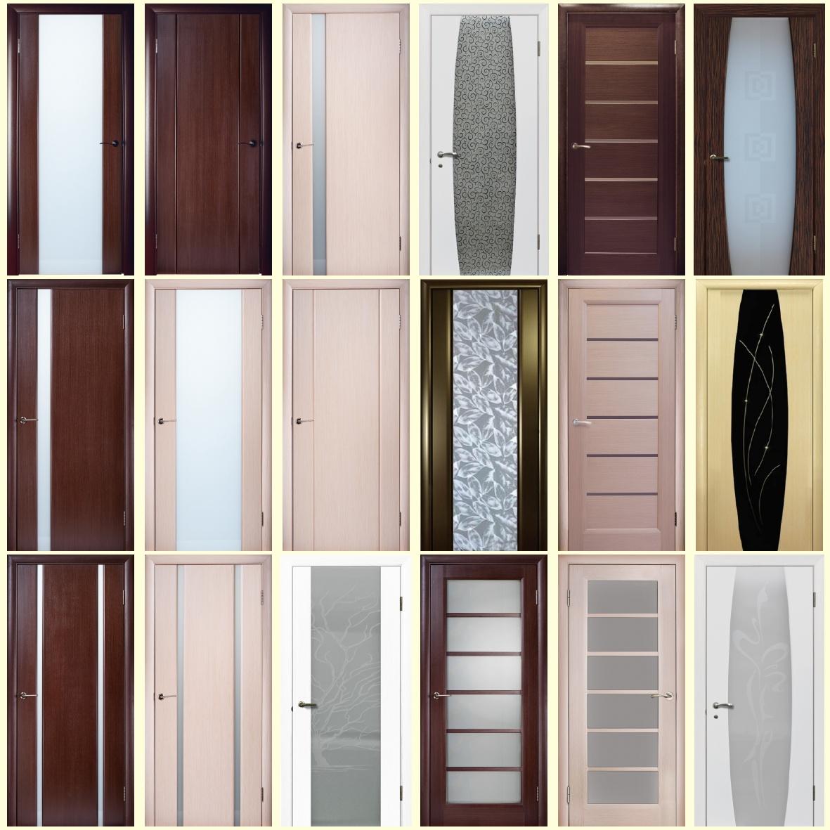 Каталог межкомнатных дверей с ценами и фото