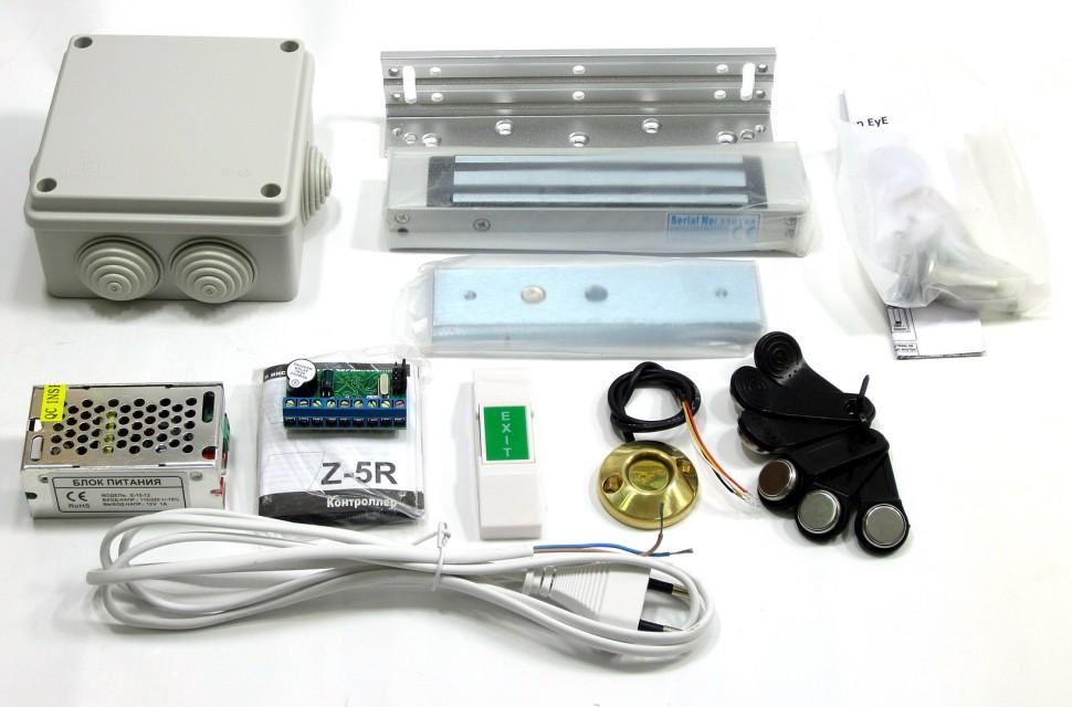 Комплект электромагнитного замка