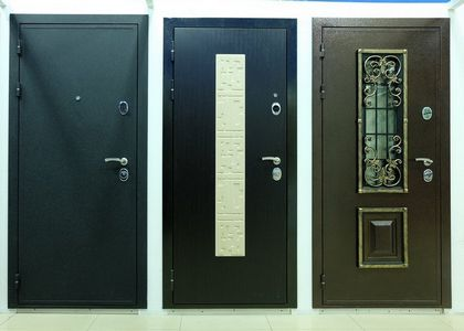 Стальные двери «Армада»