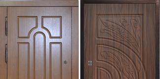 Дверь фирмы Люкс Дизайн