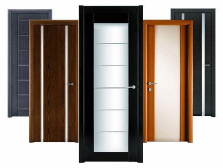 Различные модели межкомнатных дверей