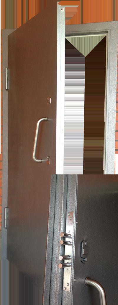 Дверь второго класса защиты