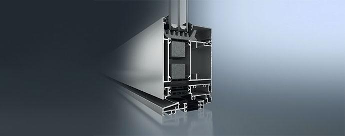 Профиль для металлопластиковой двери
