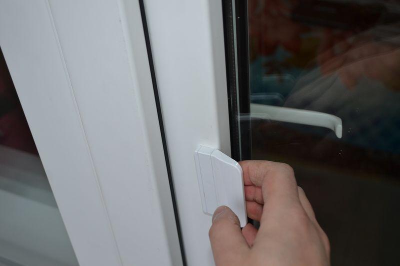 Ручка балконной двери