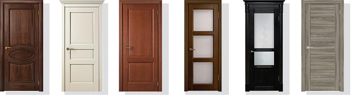 Модели дверей Волховец